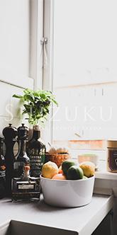 デンマークのキッチン