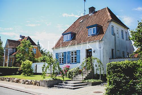 デンマークの住宅