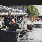 デンマークの川