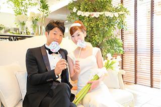 結婚式当日の撮影