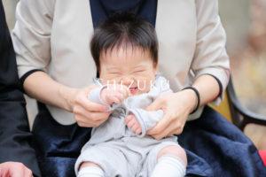 赤ちゃんは笑うと一層かわいい