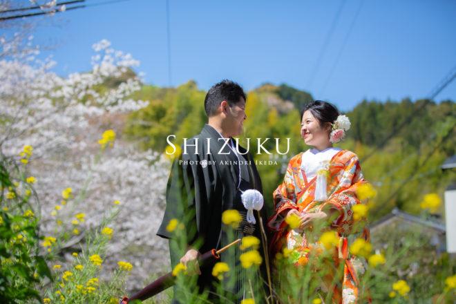 静岡のフォトウェディングは出張ロケーション撮影を行うデザイン工房雫